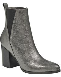 Ivanka Trump - Adela Leather Chelsea Boots - Lyst