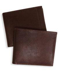 Boconi - Bifold Wallet - Lyst