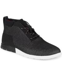 UGG - Freamon Hyperweave High-top Trainers - Lyst