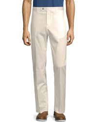 Paisley and Gray - Classic Stretch Trousers - Lyst
