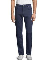 3b786bb1 Lyst - Ezekiel Bryce Chopper Slim Fit Corduroy Pants in Green for Men