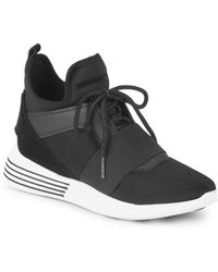 Kendall + Kylie Braydin High-top Trainers - Black