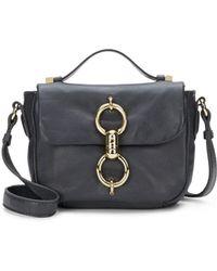 Saks Fifth Avenue - Sonnie Leather Crossbody Bag - Lyst