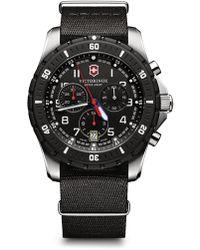 Victorinox - Maverick Sport Chronograph Watch - Lyst