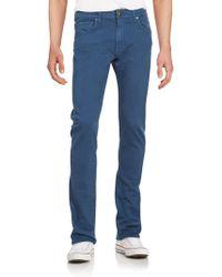 Agave - Rocker Straight Leg Jeans - Lyst