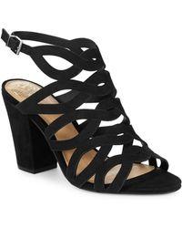 Vince Camuto - Norla Block Heel Sandal (women) - Lyst
