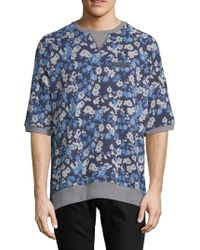 PRPS - Leisure Printed Cotton Pullover - Lyst