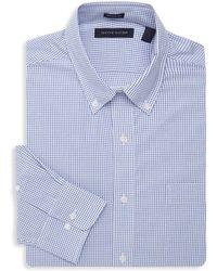 Tommy Hilfiger Fancy Check Dress Shirt