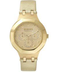 Versus - Laguna Beach Ip Stainless Steel Chronograph Watch - Lyst