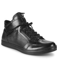 Kenneth Cole - Brand-y Lace-up Trainers - Lyst