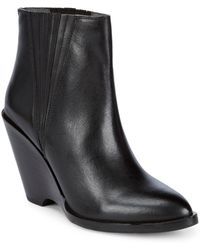 Seychelles - Countess Pebbled Ankle-boots - Lyst