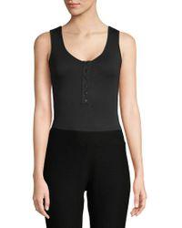 Rachel Pally - Nedda Sleeveless Bodysuit - Lyst