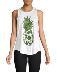 Chaser - Aloha Feel Tank Top - Lyst