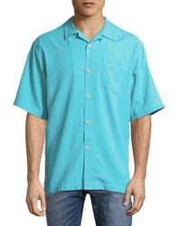 Tommy Bahama - Short-sleeve Button-down Shirt - Lyst