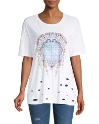 Project Social T - Tour The World Cotton Tee - Lyst