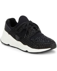 Ash - Mood Embellished Lace-up Trainers - Lyst