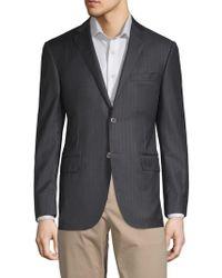 Corneliani - Academy Wool Suit Jacket - Lyst