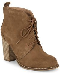 Seychelles - Suede Ankle Boots - Lyst