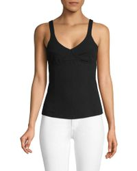 Free People - Solid V-neck Camisole - Lyst