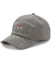 Qilo - Gram Baseball Cap - Lyst