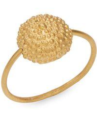 Valentino - Ball Ring - Lyst