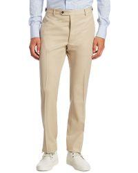 Valentino Side Stripe Wool Pants
