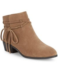 Splendid - Rhoda Suedebooties - Lyst