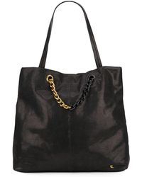 Elliott Lucca - Sof Leather Tote - Lyst