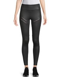 X By Gottex - Zipper Leggings - Lyst
