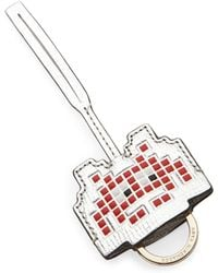 Anya Hindmarch - Space Invader Key Fob - Lyst