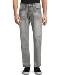 Buffalo David Bitton - Ash-x Whiskered Jeans - Lyst