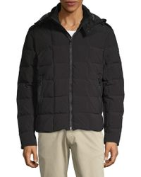 Tumi - Classic Quilted Down Jacket - Lyst