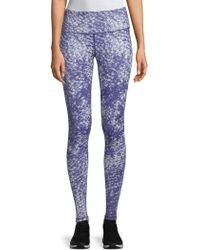 Just Live - Power Through Stretch Leggings - Lyst