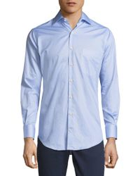 Peter Millar - What Goes Up Printed Shirt - Lyst