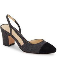 Ivanka Trump - Liah Slingback Court Shoes - Lyst