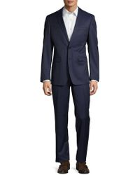 CALVIN KLEIN 205W39NYC - Slim-fit Wool Suit - Lyst