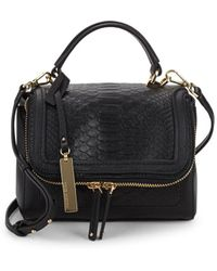 Vince Camuto - Brud Small Leather Satchel - Lyst