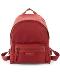 Longchamp - Small Le Pliage Neo Backpack - Lyst