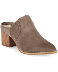 Seychelles - Dialogue Suede Mules - Lyst