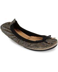Yosi Samra - Dress Foldable Flats - Lyst