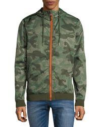 Standard Issue - Lightweight Hooded Jacket - Lyst