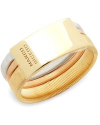 Marco Bicego - Goa 18k Gold Band Ring - Lyst
