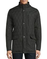 Rainforest - Heat System Quilted Long Sleeve Jacket - Lyst