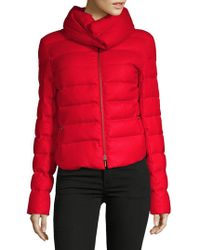Akris - Quilted Wool Jacket - Lyst
