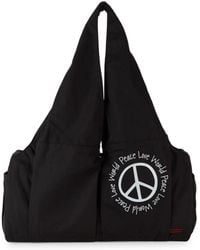 Peace Love World - East West Gym Tote - Lyst