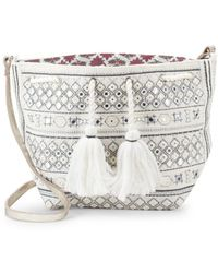 Star Mela - Abi Cotton Crossbody Pouch - Lyst