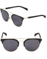 Balmain - Wire 52mm Professor Sunglasses - Lyst