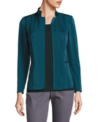 Lafayette 148 New York - Adley Couture Cloth Jacket - Lyst