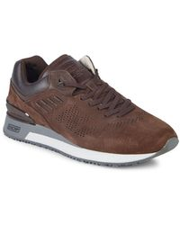new products b0209 36af7 New Balance - Reengineered Low-top Sneakers - Lyst