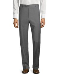 Brioni - Phi Wool Trousers - Lyst